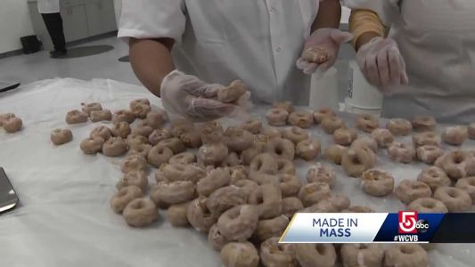 Bakery making donuts missing troublesome ingredients