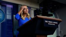 Fox News Reporter Tells White House, Twitter to 'Stop Blaming the Media' for Again Asking if Trump Will Condemn White Supremacy