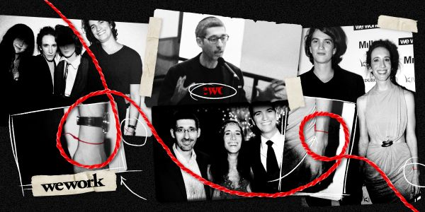 The Kabbalah Connection: Insiders say a celebrity-centered religious sect deeply influenced how Adam Neumann ran WeWork before its spectacular collapse