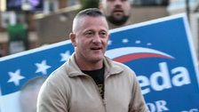 Richard Ojeda Announces Presidential Run After Losing House Race