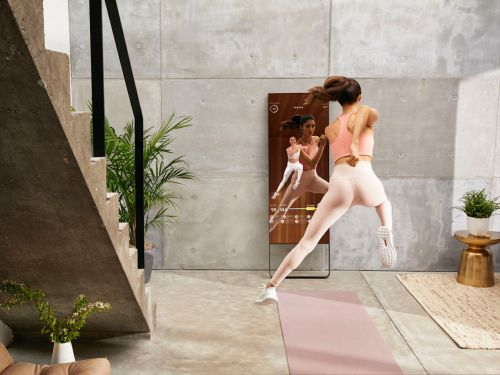 Lululemon just spent a half billion during a recession to acquire a startup that catapults them into the home fitness arena - and analysts say it may be a bargain