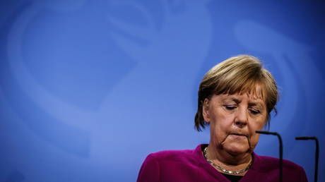 Covid-19 third wave in Germany 'toughest' yet, says Merkel as states reportedly agree to lockdown extension