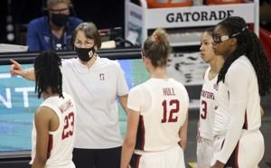 Stanford climbs to No. 2 in women's AP Top 25 behind UConn