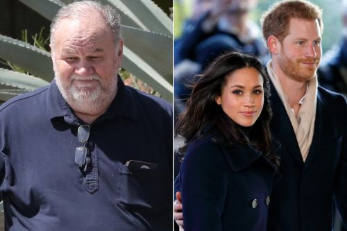 Meghan Markle's dad accuses daughter of 'destroying' the royal family