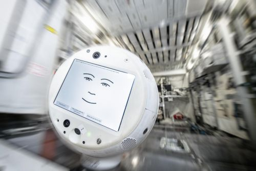New, Emotionally Intelligent Robot CIMON 2 Heads to Space Station
