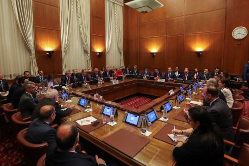 As Assad Gains Ground, New Syria Talks Offer Little Hope of Peace