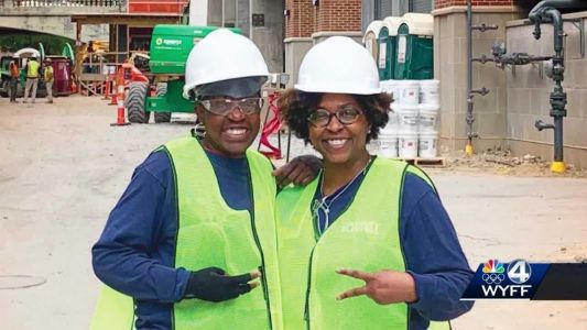 Project CommUNITY: Greenville woman finds role model in master electrician mom
