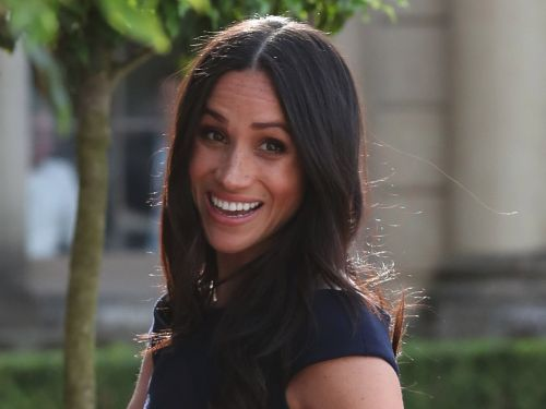 Meghan Markle talks about her wedding gown in the royal family's new documentary -and it's a surprising peek at her new life as a royal