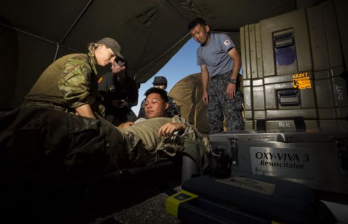 PACAF invites Australian air force to lead multinational HADR exercise during Cope North 2020
