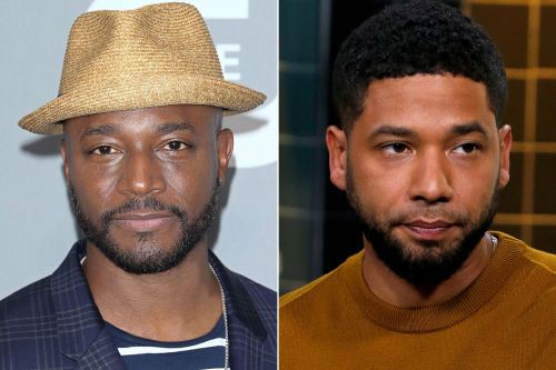 Taye Diggs says 'Empire' should bring back pal Jussie Smollett