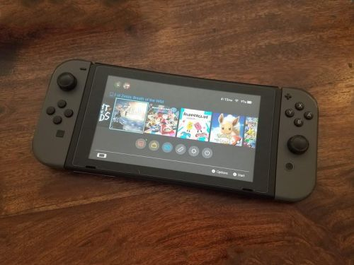 Images of Nintendo Switch Mini might be real