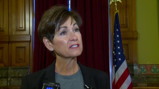 Gov. Reynolds reacts to murder of ISU student