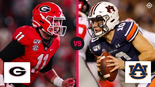 Georgia vs. Auburn live score, updates, highlights from 'Deep South's Oldest Rivalry'