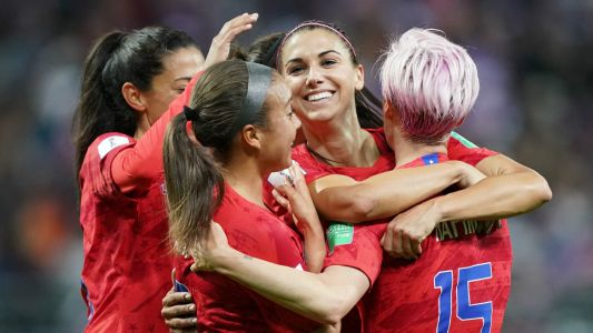 USWNT defends 13-goal blitz against Thailand: 'Can't feel bad for scoring as many goals as possible'