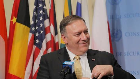 Thanks, close friends! Pompeo hails European allies for pinning blame on Tehran for Saudi oil attacks