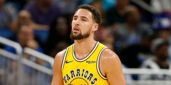 Klay Thompson gave an all-time eye-roll and grew frustrated after learning he missed out on nearly $27 million by not making an All-NBA team