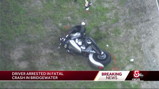 Motoryclist dies after head on collision with car, driver facing charges