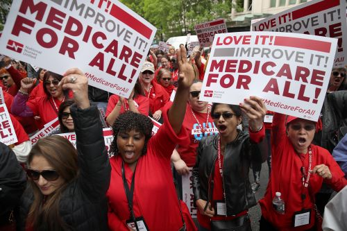"The false choice over ""Medicare for All"""