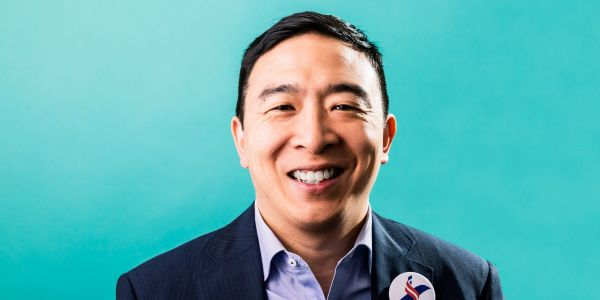 Andrew Yang could be the wild card at the first 2020 Democratic debate