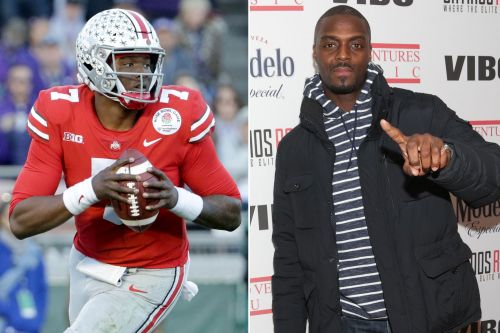 Plaxico Burress knows which QB the Giants should draft: Dwayne Haskins