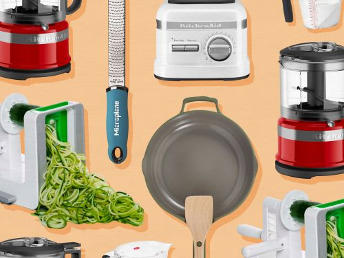 17 of the most useful kitchen appliances and tools, as recommended by professional chefs