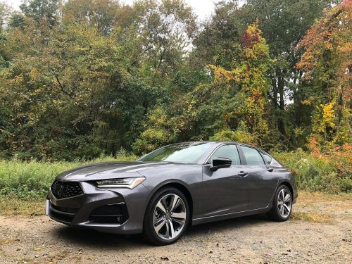 I drove a $49,000 Acura TLX to see if all-new luxury sedan can still deliver in a world dominated by SUVs