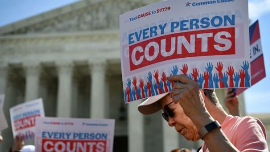 Timeline: The Census Citizenship Question's Unusual Journey To The Supreme Court