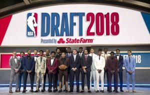 Grizzlies draft Jaren Jackson with fourth overall pick