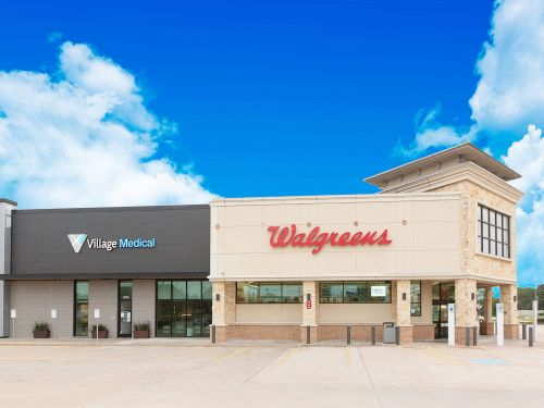 Walgreens To Pay VillageMD $1 Billion To Open 500 Primary Care Clinics