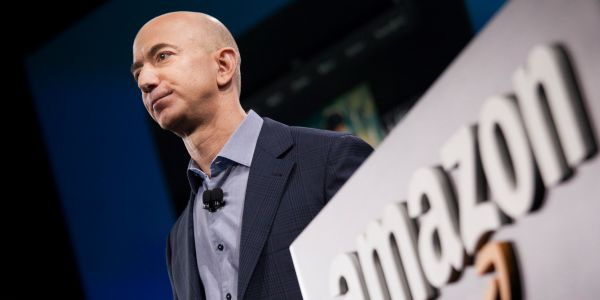 'No, Macy, I have to disagree with you': Jeff Bezos claps back at an Amazon customer complaining about the Black Lives Matter site banner