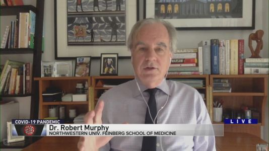 """How many times can you wear an N95 mask?"" Dr. Murphy answers viewer COVID-19 questions 8/12"