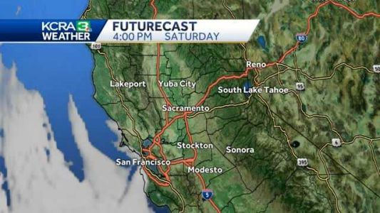 Cooler temperatures have arrived and look to stay for a few days