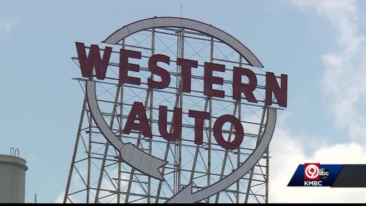 Western Auto sign to light up KC's skyline once again