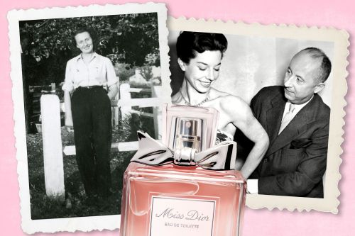 Christian Dior's sister was a WWII hero - and famous scent's inspiration