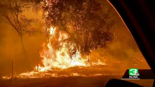 Arson caused Yuba County wildfire that burned more than 1K acres, officials say