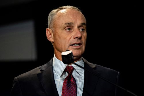 Rob Manfred isn't coming for the Astros and Red Sox's World Series titles