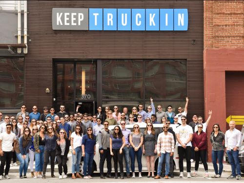 This founder hung out at truck stops talking to drivers about their problems. Now his startup is worth more than $1 billion