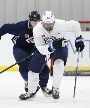 Jets captain Wheeler has COVID-19, out at least 10 days