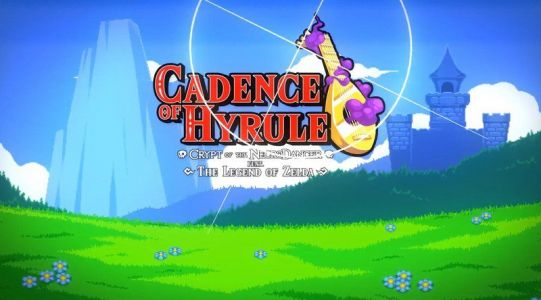 Cadence of Hyrule is coming to Nintendo Switch June 13!
