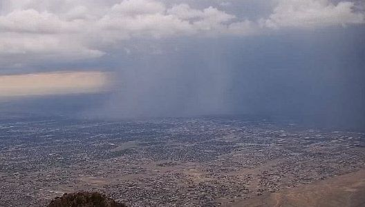 Flash flood warning issued for Bernalillo and Sandoval County