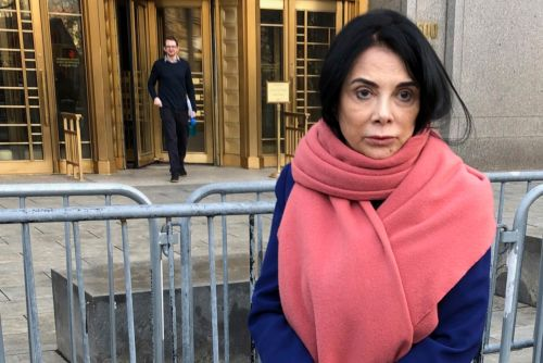 Jailed art dealer Mary Boone now being sued by former gallery director