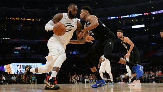 What channel is the NBA All-Star Game on today? Time, rosters & rules for Team LeBron vs. Team Giannis