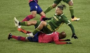 Dallas advances 8-7 on penalties after 1-1 draw with Timbers