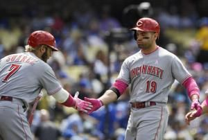 Votto apologizes to Paxton, Canada for remarks