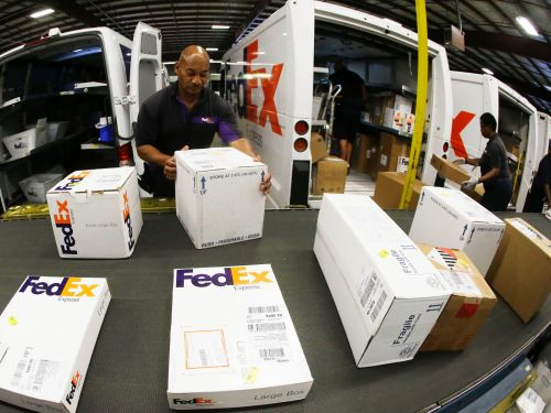 China might blacklist FedEx for not delivering Huawei phones. To save as much as $1.3 billion in Chinese deals, the package giant is now suing the Trump administration