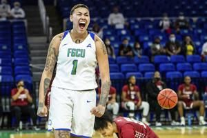 Kierstan Bell ringing up big numbers at Florida Gulf Coast