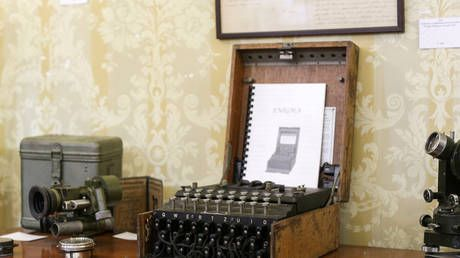 Extremely rare Nazi Enigma code transmitter tops $100k at auction