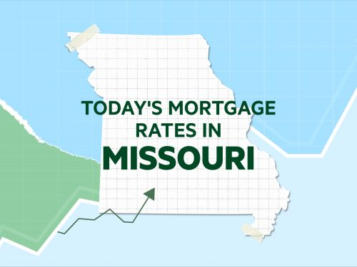 Today's mortgage and refinance rates in Missouri