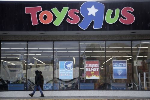 UK rival Smyths to take over Toys R Us stores in Europe