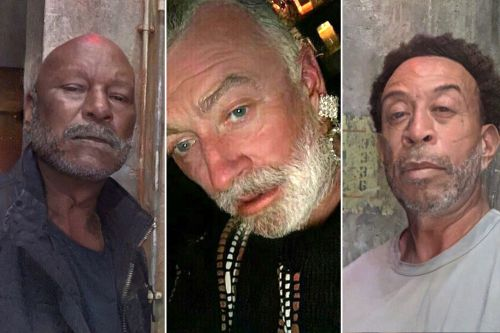 FaceApp challenge: Celebrities reveal how they'll look as seniors